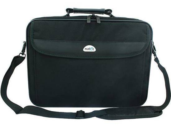 TORBA LAPTOP NATEC ANTELOPE BLACK 17,3""