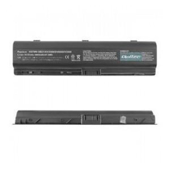 Bateria Qoltec do noteb. - HP DV2000, 4400mAh, 10.8-11.1V