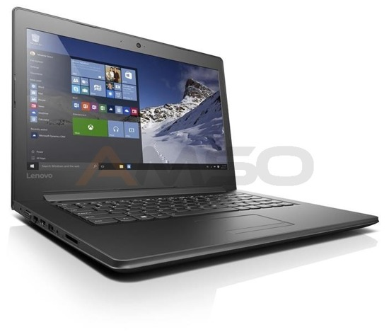 "Notebook Lenovo IdeaPad 310-15ISK 15,6""FHD/i3-6006U/4GB/1TB/iHD520/ Black"