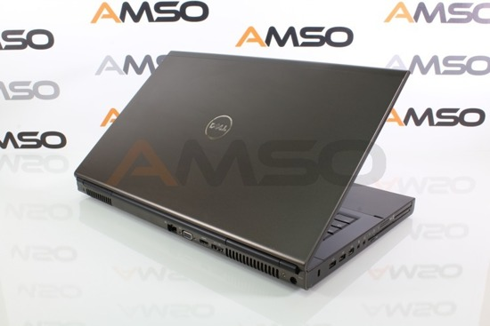 DELL M6700 i7-3820QM 16GB 256GB SSD Quadro k5000M 17.3'' 1600x900 Windows 10 Professional