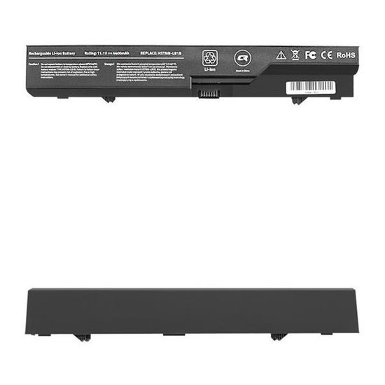 Bateria Qoltec do noteb. HP 625, 620, 4420s, 4400mAh,11,1V