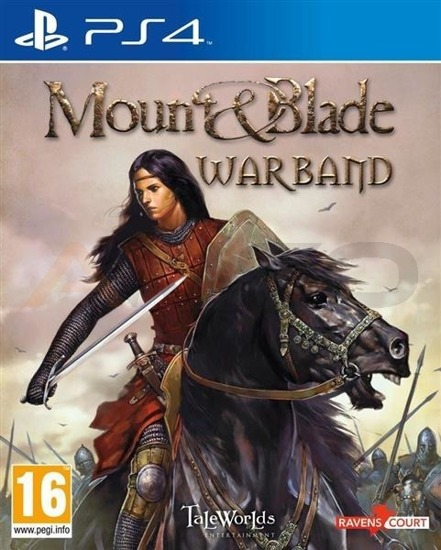 Gra Mount&Blade Warband (PS4)