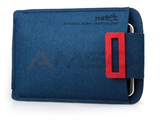 "ETUI TABLET NATEC SHEEP 7"" NAVY-RED"