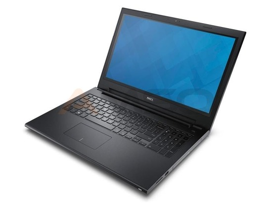 "Notebook Dell Inspiron 3542 15,6""HD/i3-4005U/4GB/500GB/GT920-2GB/W10 czarny"