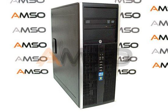 HP 8300 TW i5-3470 4x3.2GHz 8GB 120SSD DVD Windows 10 Home