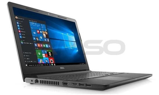 "Notebook Dell Vostro 3568 15,6""HD/i3-6006U/4GB/500GB/iHD520/10PR 3YNBD czarny"