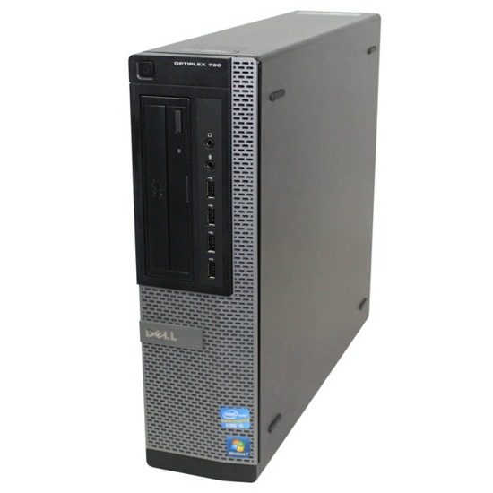 DELL 7010 DT i3-3220 3.3GH 8GB/120 SSD Windows 7