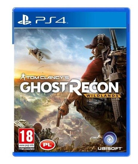 Gra Ghost Recon Wildlands PCSH (PS4)