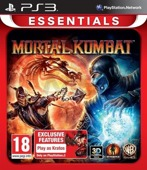 Gra MORTAL KOMBAT 9 ESS (PS3)