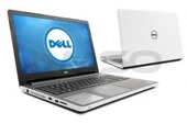 "Notebook Dell Inspiron 15 5558 15,6""HD/i3-5005U/4GB/1TB/iHD5500/W10 biały"