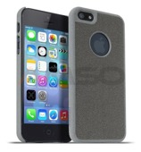 Etui Meliconi Stone iPhone 5/5s Grey/Grey