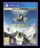 Gra STEEP GOLD PCSH (PS4)