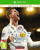 Gra FIFA 18 RONALDO EDITION (XBOX One)