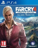 Gra FAR CRY 4 COMPLETE  (PS4)