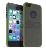 Etui Meliconi Stone iPhone 5/5s Military Green/Grey