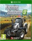 Gra Farming Simulator 2017 (XBOX ONE)
