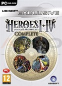Gra HEROES 1-4  EXCLUSIVE (PC)