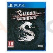 Gra Shadow Warrior (PS4)
