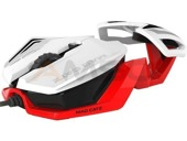 Mysz MAD CATZ R.A.T. 1 white/red