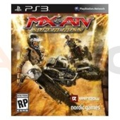 Gra MX vs ATV Supercross (PS3)