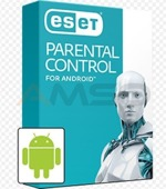 ESET Parental Control for Android, 24 m-cy, BOX