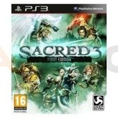 Gra Sacred 3 First Edition (PS3)