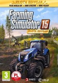 Gra Farming Simulator 15 GOLD (PC)