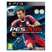 Gra Pro Evolution Soccer 2015 D1 (PS3)