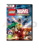 Gra LEGO Marvel Super Heroes (PC)