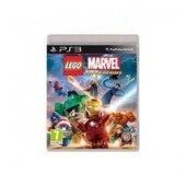 Gra LEGO Marvel Super Heroes (PS3)