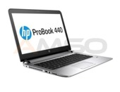 "Notebook HP ProBook 440 G3 14""HD/i3-6100U/4GB/500GB/iHD520/10PROACADEMIC STF"