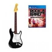 Gra Mad Catz Rock Band 4 Wireless Fender™ Stratocaster™ (PS4) GITARA