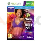 Gra Zumba World Party (XBOX 360 Kinect)