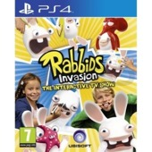 Gra RABBIDS INVASION SERIE TV INTERACTIVE (PS4)