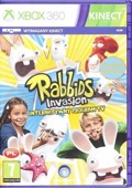 Gra RABBIDS INVASION SERIE TV INTERACTIVE (XBOX 360)