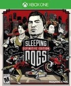 Gra Sleeping Dogs : Definitive Edition (XBOX One)