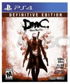 Gra DmC: Definitive Edition (PS4)