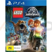 Gra Lego Jurassic World (PS4)