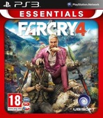 Gra FAR CRY 4 ESSENTIALS (PS3)