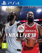 Gra NBA LIVE 18: THE ONE EDITION EA (PS4)