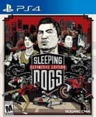 Gra Sleeping Dogs : Definitive Edition (PS4)