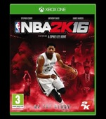 Gra NBA 2K16 (XBOX One)
