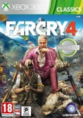 Gra FAR CRY 4 CLASSICS PLUS PCSH (XBOX360)