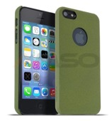 Etui Meliconi Soft Sand iPhone 5/5s Military Green