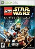 Gra Lego Star Wars The Complete Saga (XBOX 360)