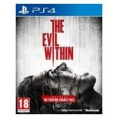 Gra The Evil Within (PS4)