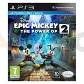 Gra Epic Mickey 2 (PS3)