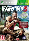 Gra Far Cry 3 Classics (XBOX 360)