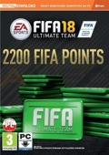 Gra FIFA 18 2200 FIFA POINTS (CIAB) (PC)