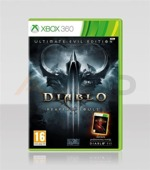Gra Diablo 3 Ultimate Evil Edition (XBOX 360)